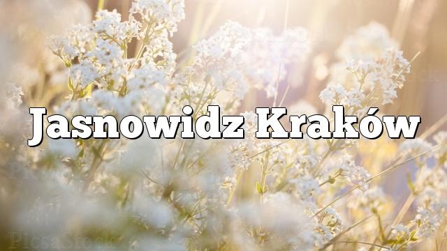 Jasnowidz Kraków
